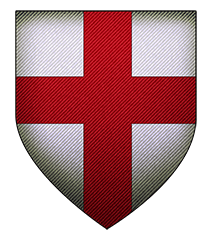 blason chevalier composition